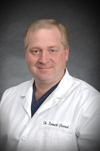 Dr. Parrish at United Smile Centres, Louisville, KY